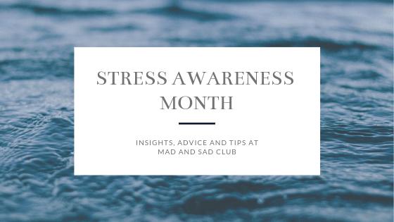 Tackling stress at work: free worksheet