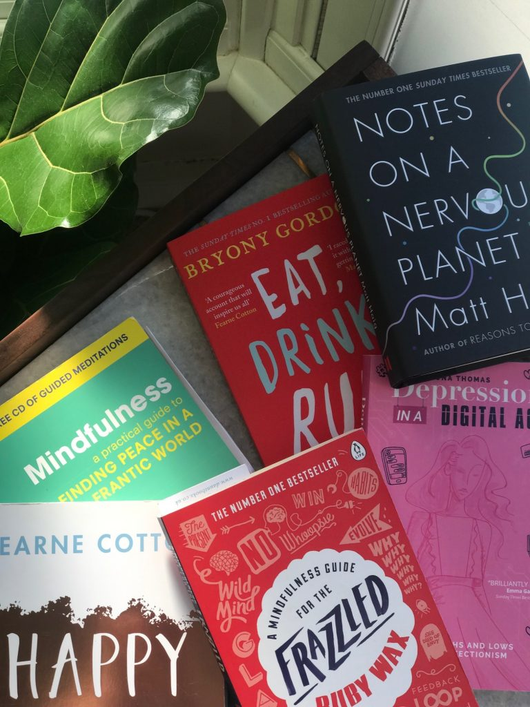 Five best mental health books